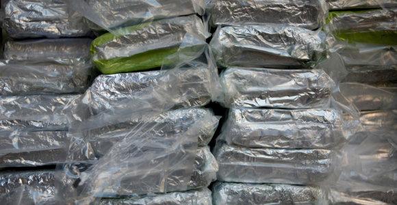 Atlante sulaikyta burinė jachta su kokaino kroviniu