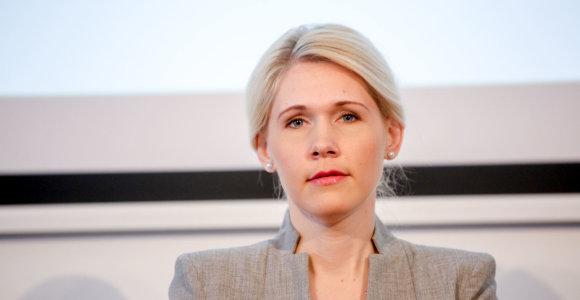 L.Matjošaitytė apie rinkimus: yra pilkųjų zonų, kurias reikia sutvarkyti