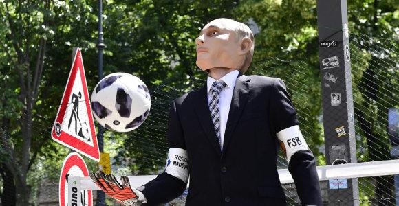 """""""Pamaišykime"""" sportą su politika: ar čempionatuose yra vietos žmogaus teisėms?"""