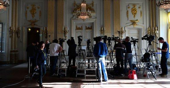Laimantas Jonušys: Nobelio literatūros premija – prieš pauzę ir po jos