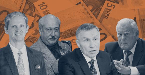 Lietuvos turtingiausių paveldėtojų keliai: išsiparduoda, gyvena iš dividendų, nutolinti nuo valdymo