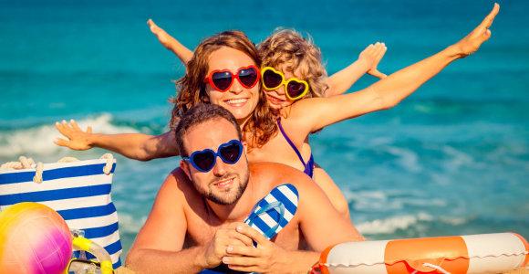 Vaistininkas pataria: protingai saugodamiesi nuo saulės ne tik sutaupysite, bet ir išsaugosite geras emocijas