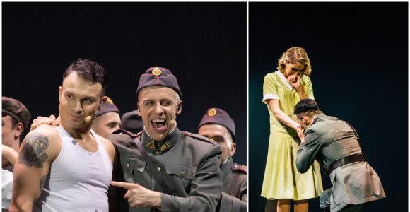 """Miuziklo """"Lituanica"""" premjera Šiauliuose sutikta ovacijomis"""
