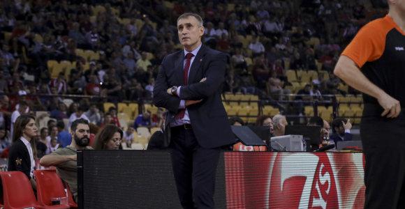 K.Kemzūros žinutė – jei liks vyriausiuoju treneriu, laukia permainos sudėtyje
