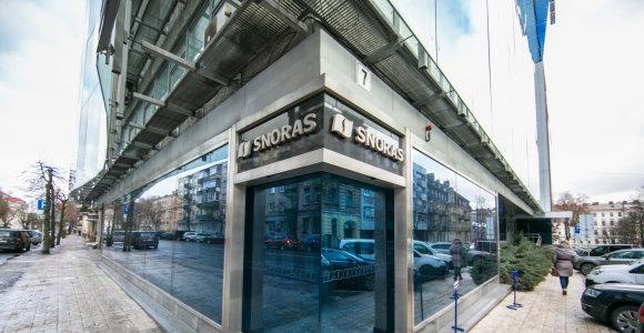 """""""Snoras"""" Šveicarijoje iš """"Julius Baer"""" siekia prisiteisti 335 mln. eurų"""