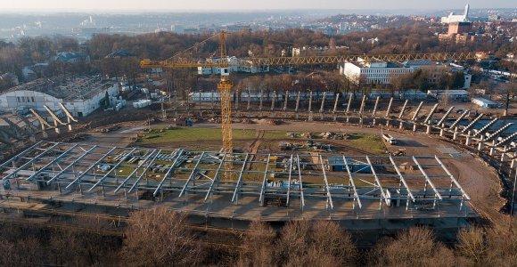 Teismo verdiktas: Kauno savivaldybė sutartį dėl stadiono su turkų įmone nutraukė pagrįstai
