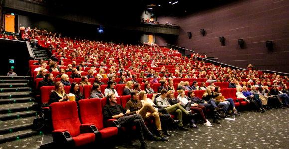 Lietuvos kino kūrėjai liks be įvertinimo: po LiKA bankroto naujų apdovanojimų surengti nepavyks