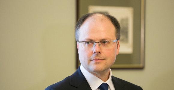 Vitalis Nakrošis: Dabar nereikia kurti Darnios ekonomikos, energetikos ir klimato ministerijos