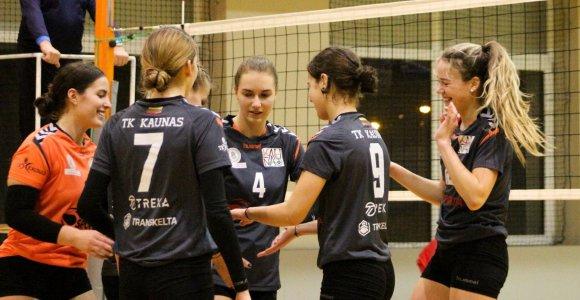 Baltijos tinklinio lygos ketvirtfinalyje – visi trys Lietuvos klubai