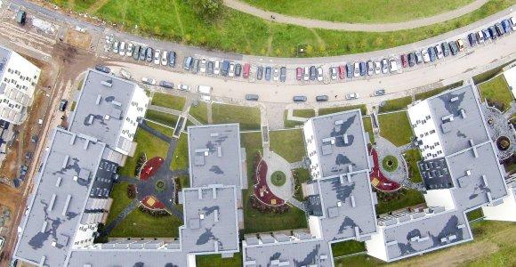 Vilniaus taryba pritarė taikos sutarčiai Vilniaus Ozo parko sklypų byloje