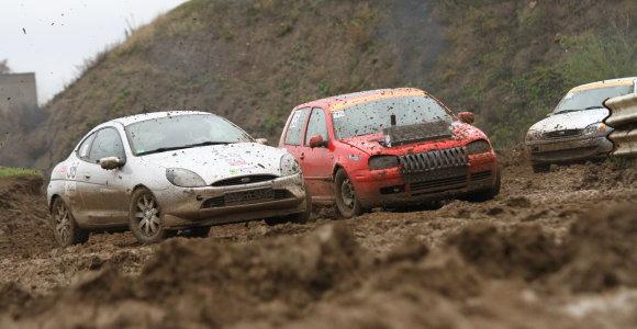 """Penktasis """"Weekend Grand Race"""" etapas dalyviams tapo meistriškumo išbandymu"""