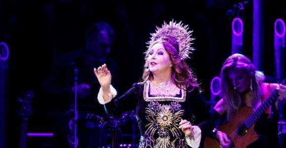 Sarah Brightman užbūrė Kauno publiką: britų žvaigždė pristatė naujausią albumą