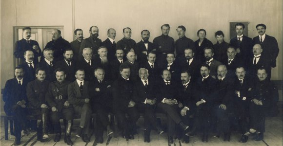 KTU muziejaus vadovė Audronė Veilentienė: 1920 metais įkurti Aukštuosius kursus buvo žygdarbis