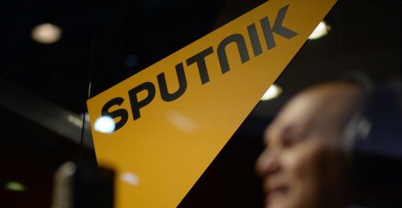 """Teismas leido blokuoti """"Sputnik"""" lietuvišką portalą"""