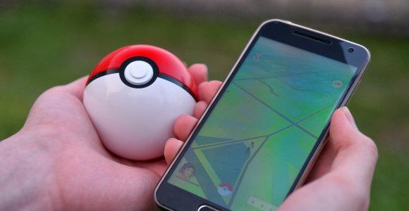 """Kanados karo policijai nurodyta žaisti """"Pokemon Go"""""""