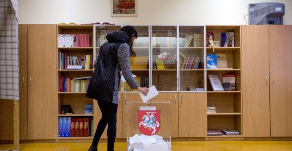 Šakių meru išrinktas konservatorius Edgaras Pilypaitis