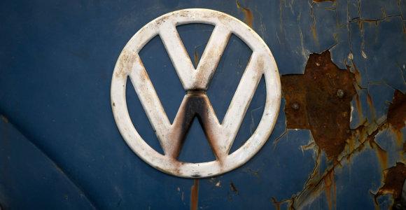"""""""Dyzelgeito"""" atgarsiai: """"Volkswagen"""" skirta didelė bauda Lenkijoje"""