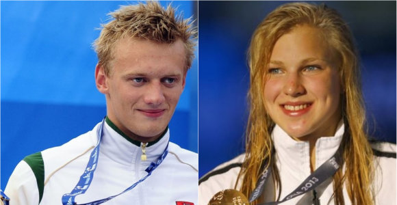 Lietuva pasaulio plaukimo čempionatuose: neblėstantis R.Meilutytės spindesys ir G.Titenio istorinis pasiekimas