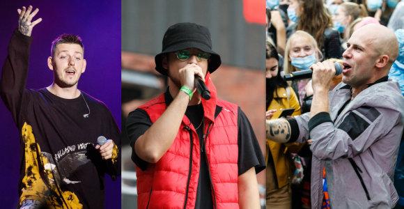 """Raudondvario dvare – 10 valandų trukęs """"M.A.M.A. vasara 2020"""" festivalis: muzikos ritmu šėlo gausi publika"""