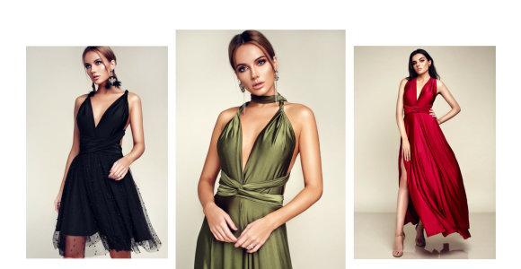 Drabužių kūrėjos Gabrielės Gineikaitės dovana – suknelės nepasiturinčioms abiturientėms
