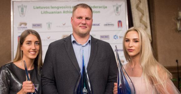 Geriausi 2018-ųjų Lietuvos lengvaatlečiai – A.Gudžius ir L.Jasiūnaitė