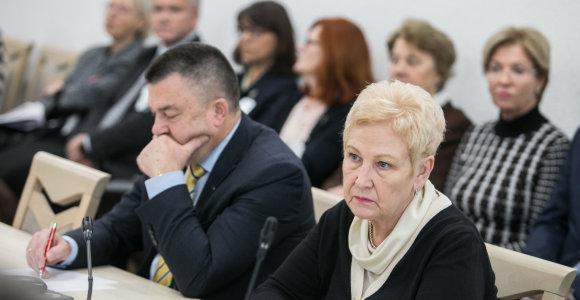 Alytaus gaisrą aptarę Seimo nariai situaciją lygino su Černobyliu: tada irgi viskas buvo gerai