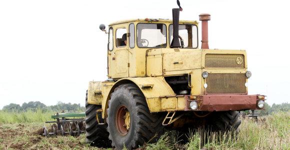 Kaimo reikalų komitetas siūlo didesnę lengvatą žemdirbių dyzelinui