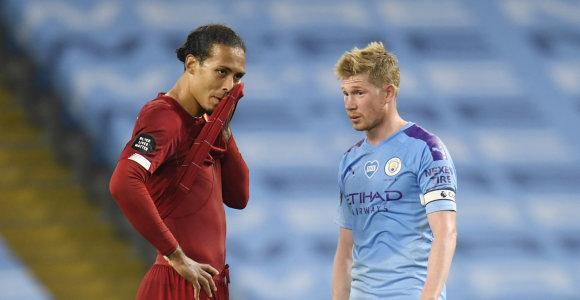 """""""Liverpool"""" pralaimėjimas – gėda, kokios Anglijos čempionai nepatyrė du dešimtmečius"""