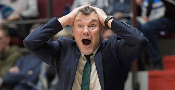 Šarūno Jasikevičiaus ateities klausimas: ką mano ekspertai?