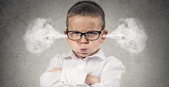 Psichologė A.Kurienė apie sužalotus vaikus: jie turi pagrindo būti pikti