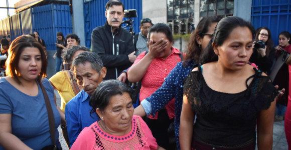 Moterų gyvenimas Salvadore: likimas atima kūdikį, o tuomet valstybė – laisvę