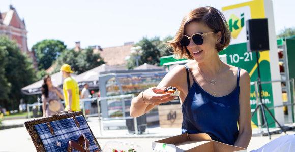 Simona Albavičiūtė-Bandita papasakojo apie nuotykį Rio de Žaneire ir išdavė romantiškiausio pikniko idėją
