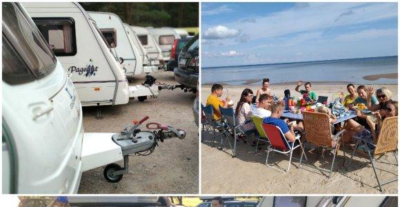 Namuose ant ratų vasarą leidžiantys lietuviai: po kurias šalis keliauti geriausia?