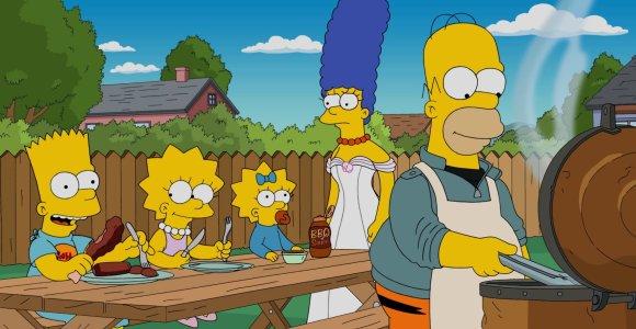 """Houmeris, Mardžė, Bartas ir Liza – kaip serialo """"Simpsonai"""" herojai gavo savo vardus?"""