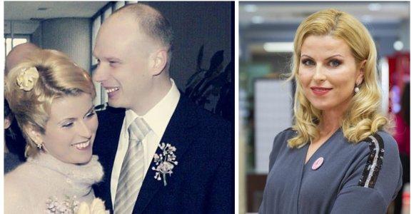 Prieš 15 metų ištekėjusi Rūta Mikelkevičiūtė santykiais be audrų netiki: tad kokia ta paslaptis?
