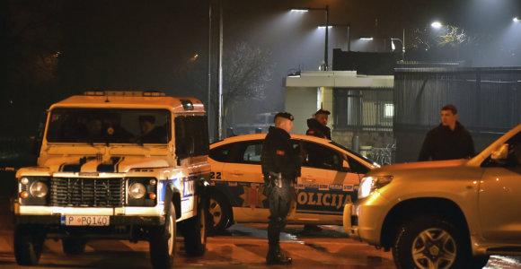 """Juodkalnijos savižudis sprogdintojas prašė savo šeimos """"atleidimo"""""""