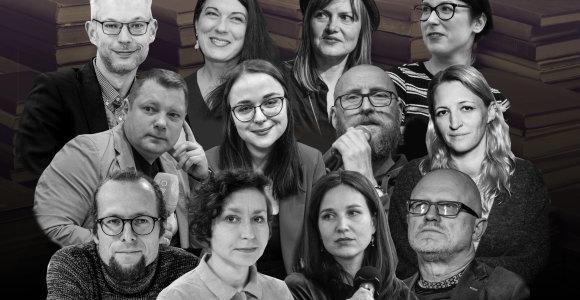 Karantino skaitiniai: kokias knygas šiuo metu renkasi lietuvių rašytojai? (I dalis)