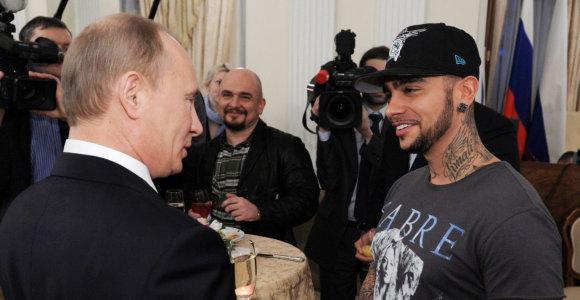 L.Kasčiūnas siūlo į nepageidaujamų asmenų sąrašą įtraukti dainininką iš Rusijos