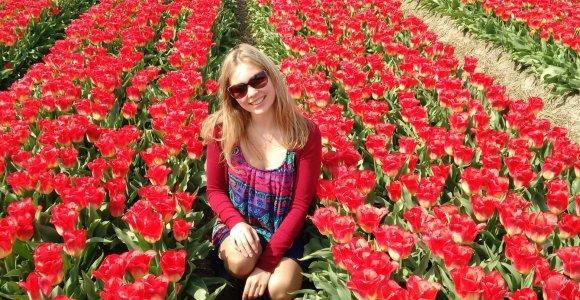 Lietuvė tyrinėja emocijų ir spalvų sąsajas: kodėl raudonai apsirengusi moteris atrodo patrauklesnė