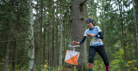 Be tarptautinių varžybų šiais metais likę orientacininkai baigė sezoną Lietuvoje