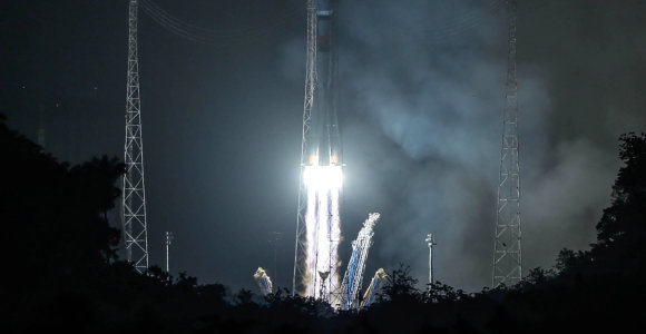 Europa paleido egzoplanetų tyrimų palydovą