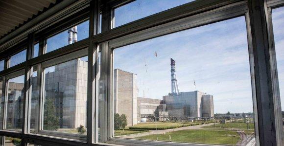 URM: stebina Baltarusijos teiginiai dėl Ignalinos AE