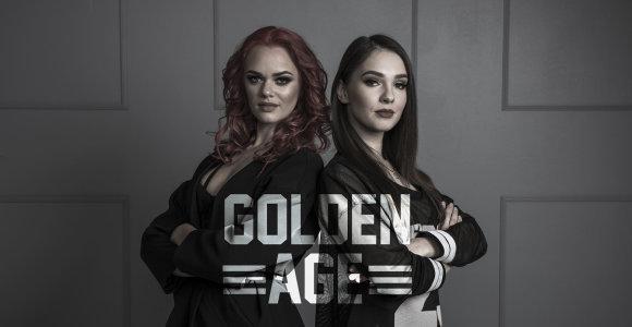 """Suvieniję jėgas """"Golden Age"""" ir """"Hydro911"""" pristato naują dainą ir vaizdo klipą"""