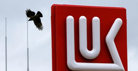 """""""Lukoil"""" pusmečio pelnas ūgtelėjo daugiau nei trečdaliu"""