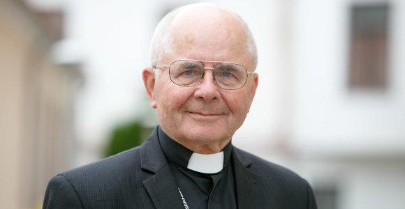 Sigitas Tamkevičius: Sekminių Evangelija. Ateik, Šventoji Dvasia!