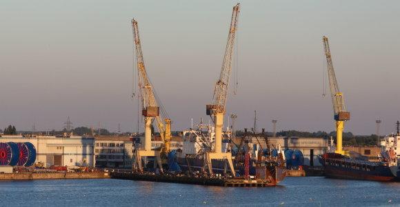Istorinėje krantinėje planuojama jrengti senovinių laivų muziejų po atviru dangum