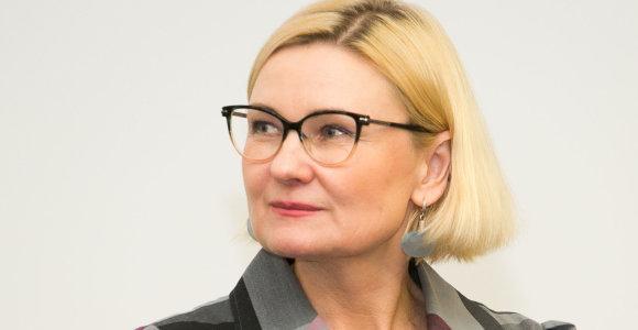 Rūta Vainienė: laikas prekybos sektorių vertinti pagal jo indėlį į Lietuvos ekonomiką