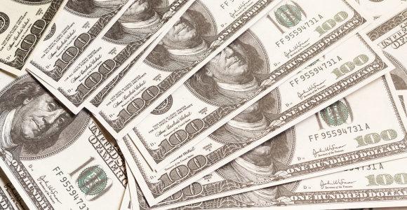 JAV prekybos deficitas birželį išliko nepakitęs ir siekė 55,2 mlrd. JAV dolerių