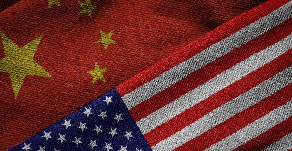 JAV įvedė sankcijas rusų karinės technikos nupirkusiai Kinijos karinei organizacijai
