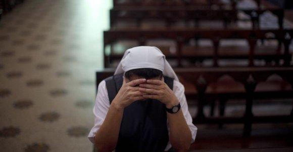 Amerikietės prabilo apie tai, kaip jas seksualiai išnaudojo vienuolės
